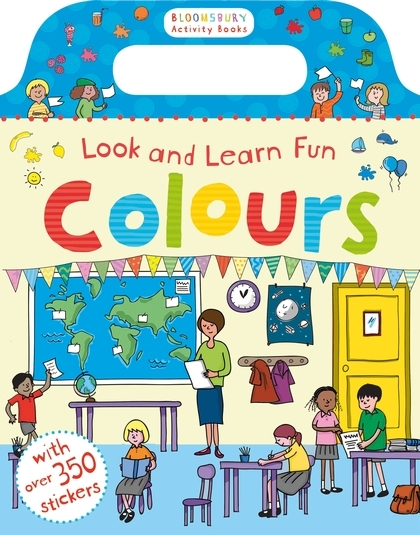 Look and Learn Fun Colours