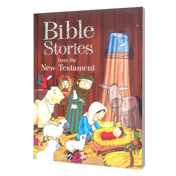 Bible Stories for the New Testament
