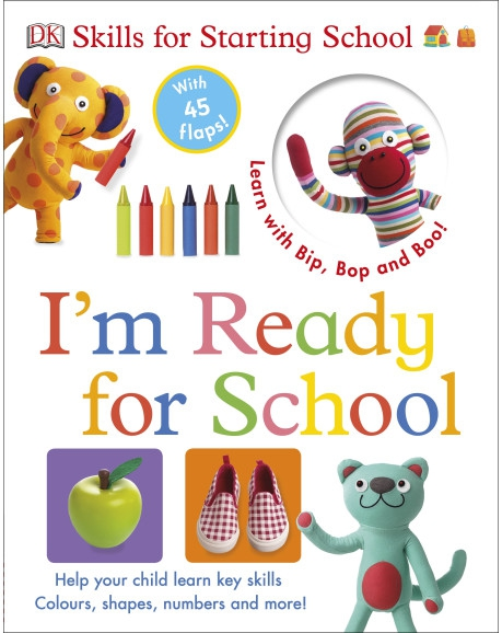 I'm Ready for School Skills for Starting School