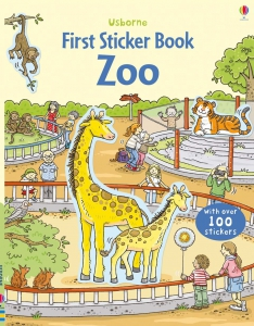 First Sticker Zoo