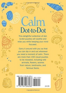 Calm dot-to-dot