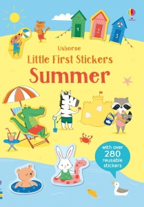 Little first stickers summer