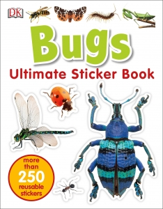 Bugs Ultimate Sticker Book