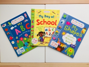 Pachet Bloomsbury Activity Books