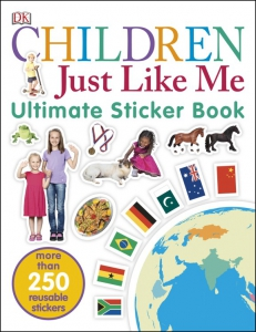 Children Just Like Me Ultimate Sticker Book