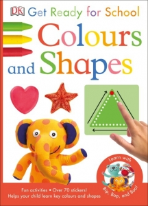Colours and Shapes Get Ready for School