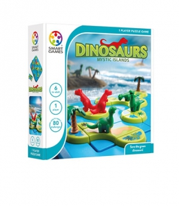 Dinosaurs: Mystic Islands-Smart Games