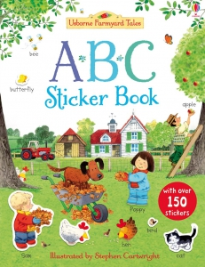 FYT ABC STICKER BOOK