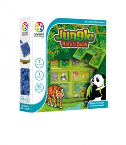 Jungle Hide & Seek - Smart Games