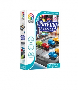 PARKING PUZZLER-Smart Games