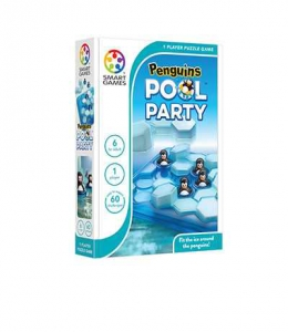 Penguins - Pool Party- Smart Games