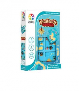Pirates Jr. Hide & Seek - Smart Games
