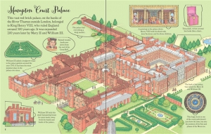 See inside famous palaces
