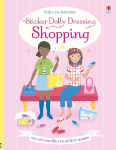 Sticker Dolly Dressing - Shopping