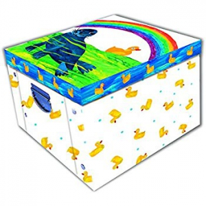 Ten Little Ducks Collapsible Storage Box