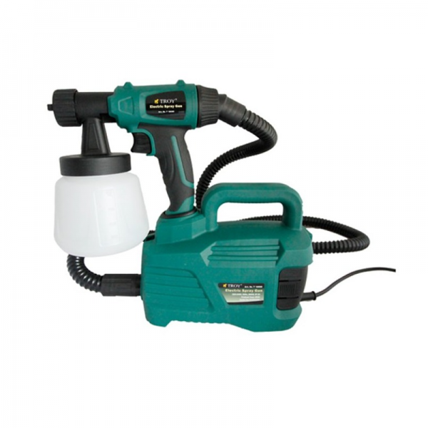 Pistol de vopsit electric 800W Troy T18690, 1000 ml
