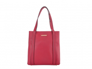 Geanta office-casual burgundy Elle