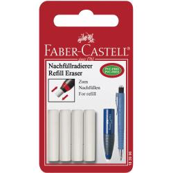 Blister 4 Buc Radiera pt POLY MATIC Faber-Castell