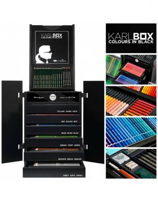 Art & Graphic KARL BOX Faber-Castell
