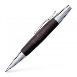 Creion Mecanic 1.4 mm E-Motion Pearwood/Maro Inchis Faber-Castell