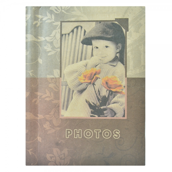 Album Foto Scrapbook Kids #2 24X15 CM/10 coli