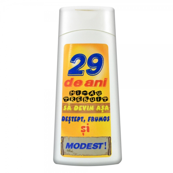 Gel De Dus 29 De Ani 250 ML