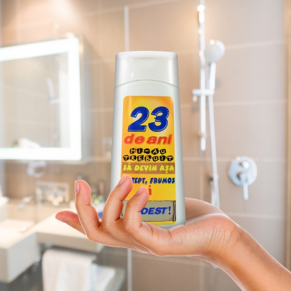 Gel De Dus 23 De Ani 250 ML