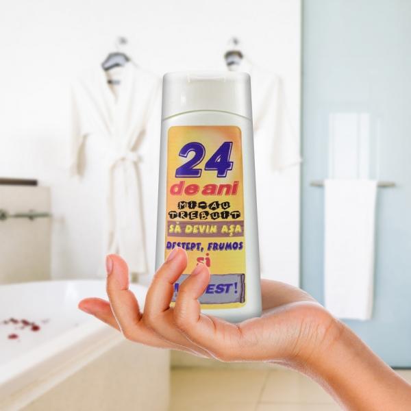 Gel De Dus 24 De Ani 250 ML