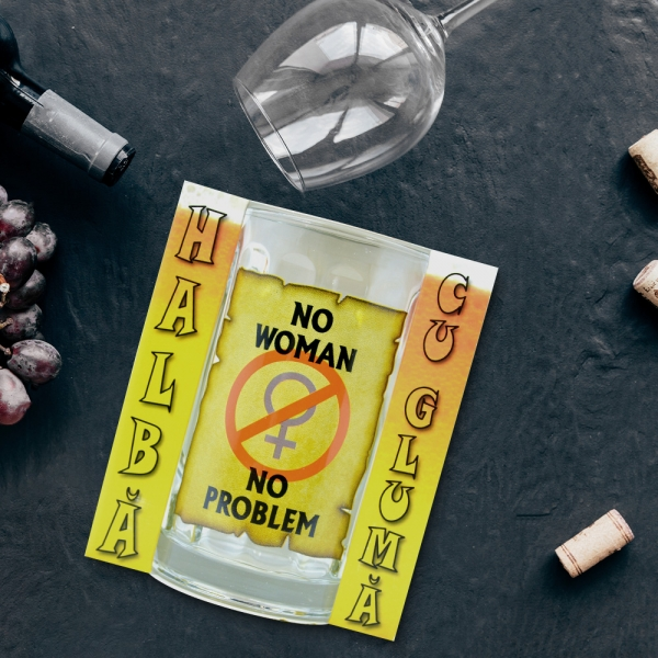 Halba No Woman No Problem 500 ML