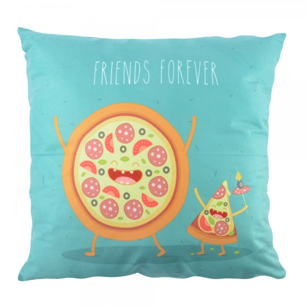 Perna Decorativa Friends Forever #2 45X45 CM
