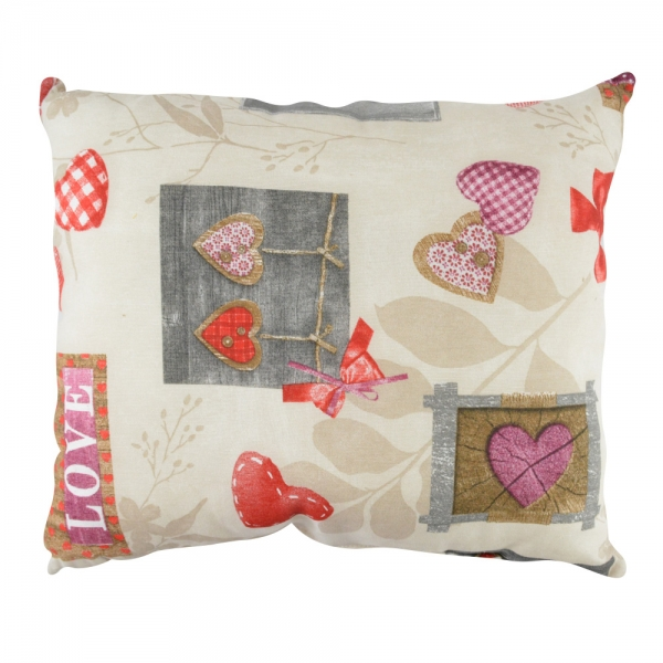 Perna Decorativa Love #2 45X45 CM