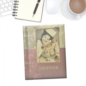 Album Foto Scrapbook Kids #1 24X15 CM/10 coli
