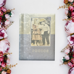 Album Foto Scrapbook Kids #3 24X15 CM/10 coli