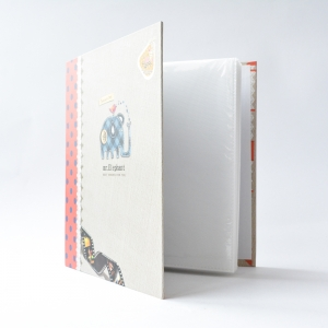 Album Foto Mr. Elephant 18X13 CM/50 poze