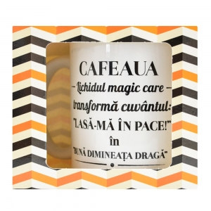 Cana Cafeaua – Lichidul Magic – 250 ML