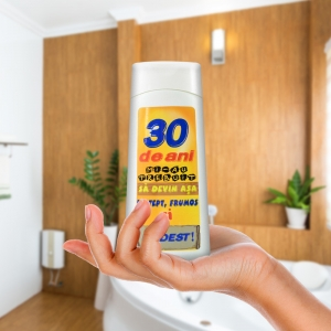 Gel De Dus 30 De Ani 250 ML