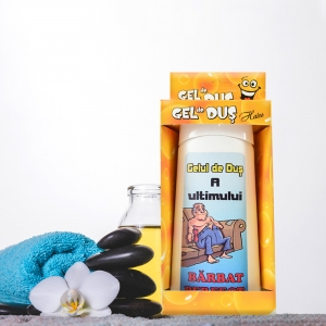 Gel De Dus Ultimul Barbat Perfect 250 ML