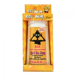Gel De Dus Anti Imbatranire 250 ML