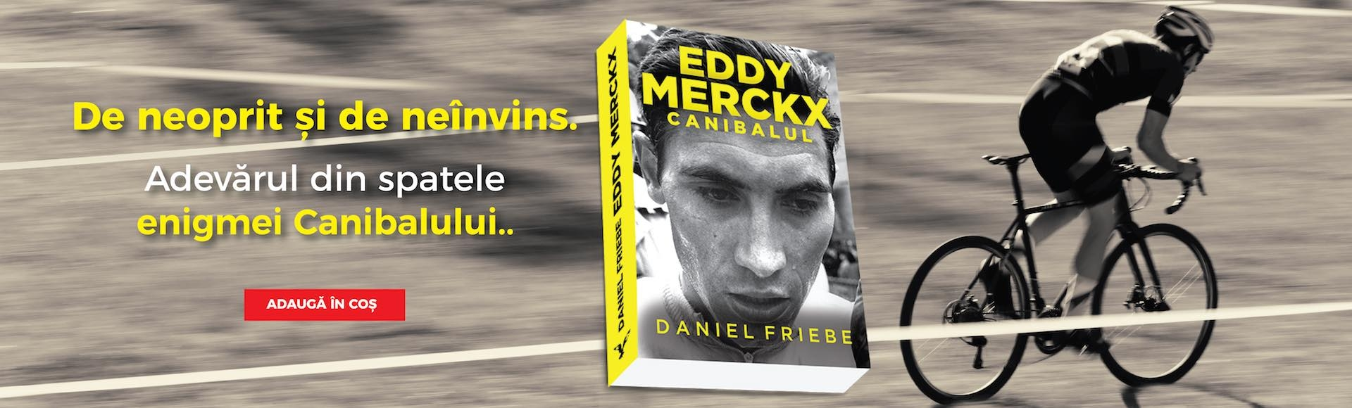 Eddy Merckx | Daniel Friebe