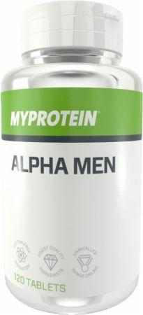 MyProtein Alpha Men 120 cps