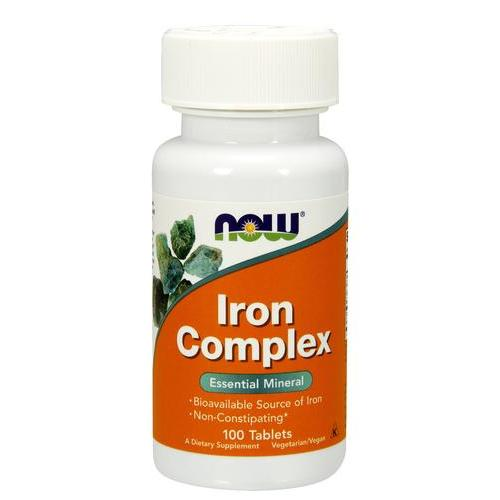 Now Iron Complex 100 tab