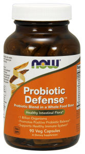 Now Probiotic Defense 90 vcaps