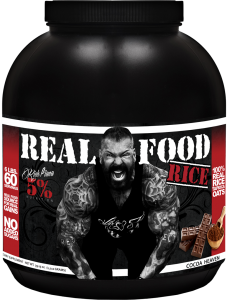 Rich Piana 5% Nutrition REAL FOOD RICE 2.22 kg