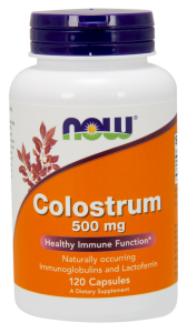 Now Super Colostrum 500 mg 90 vcaps