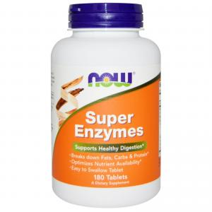 Now Super Enzymes 180 tab