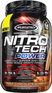 Muscletech Nitro Tech Power 908 gr