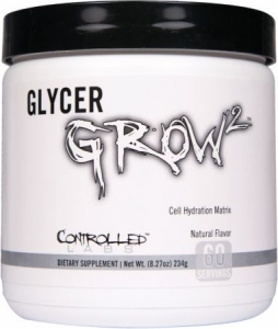 Controlled Labs Glycer Grow 2 60 serv