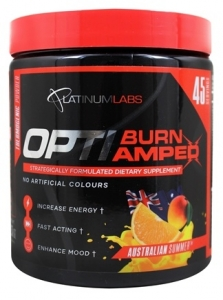 Platinum Labs Optiburn Amped 45 serv