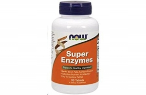 Now Super Enzymes 90 tablete