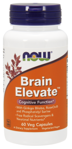 Now Brain Elevate 60 vcaps